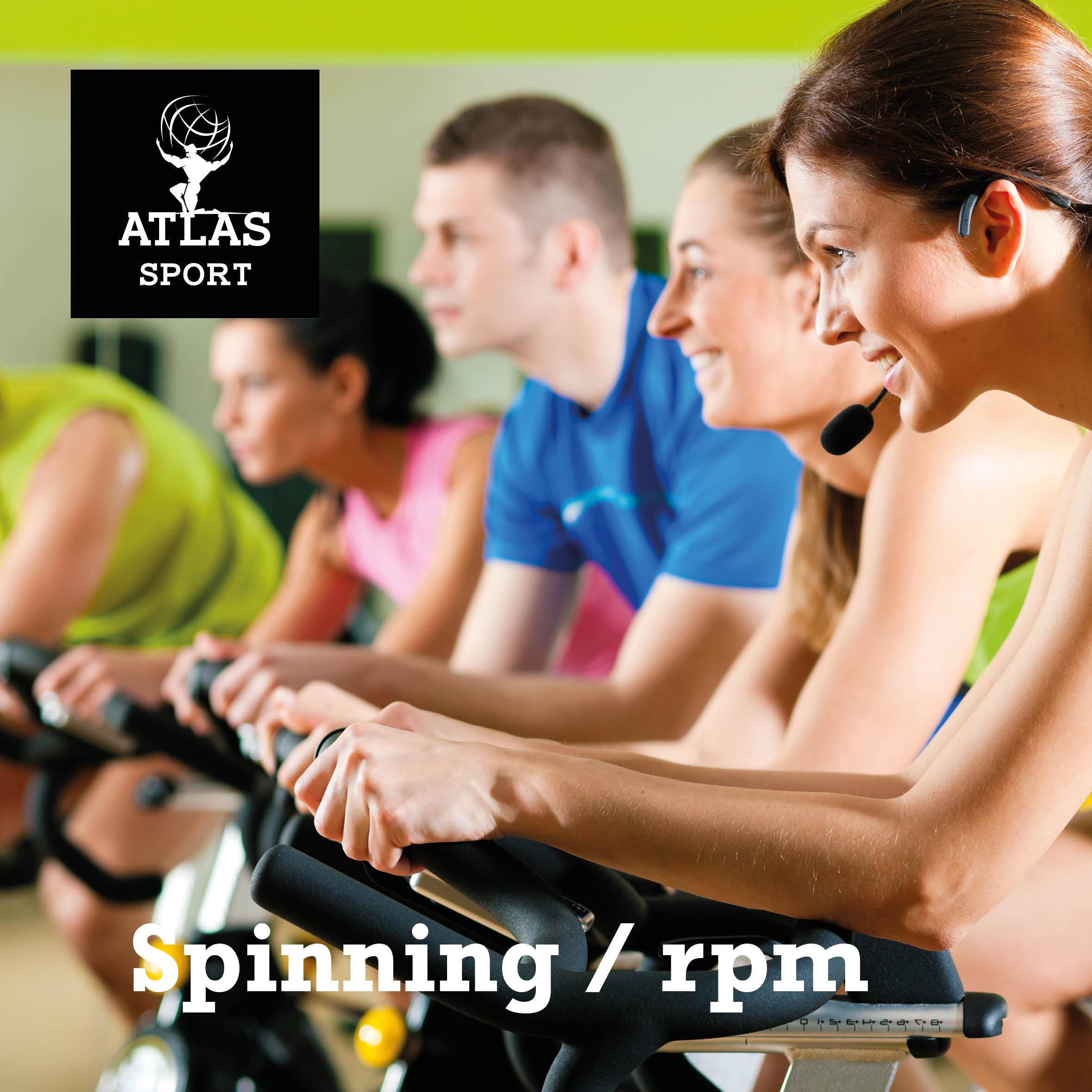 Spinning - rpm